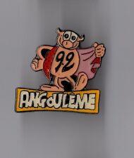 Pin's festival de la BD d'angoulême 1992 (signé Corner - Gotlib)