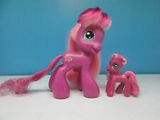 My little pony G3.5 Cheerilee and ponyville