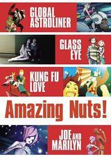 Amazing Nuts (2014, DVD NIEUW)