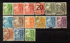 Danmark  Nice Stamps Lot  9