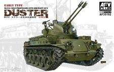 "Canon automoteur anti-aérien US.  M42A1 ""DUSTER"" - KIT AFV CLUB 1/35 n° 35192"