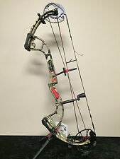 PSE PREMONITION SC IF CAMO 2014 COMPOUND BOW