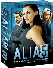 Brand New DVD Alias: The Complete Third Season (2009) Jennifer Garner Michael