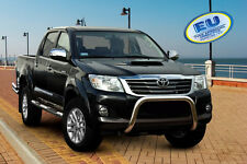 Toyota Hilux  2012 - 2016 U-BAR  CE APPROVED BULL BAR  PUSH BAR GRILL GUARD