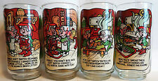 1984 Keebler Soft Batch Cookies Collector Glass Tumbler
