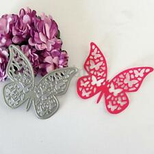 DIY Cutter Butterfly Metal Cutting Dies Stencils Scrapbooking Photo Paper Craft