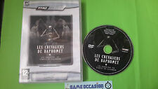 LES CHEVALIERS DE BAPHOMET LES GARDIENS DU TEMPLE SALOMON PC DVD-ROM / / COMPLET