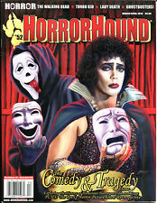 HORROR HOUND #52, VF, Rocky Horror Picture Show, Walking Dead,more mags in store