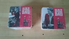 ELVIS PRESLEY & MARILYN MONROE beer mats - coca cola brand new items pub,bar
