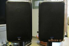 JBL  CONTROL MONITOR CM62   HI FI SPEAKERS MONITOR SERIES