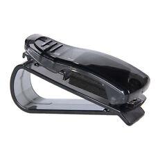 Brillenhalter Sonnenbrille Ticket Clip Halter Klammer für Auto