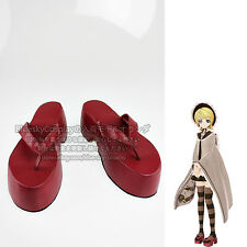 VOCALOID  RIN senbonzakura  cosplay shoes boots Custom-Made