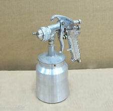 Air-System - Paint Gun With Cannister - Body Shop Equipment / Supplies