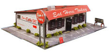 "BK 4320 1:43 Scale ""Diner"" Photo Real Scale Building Kit Innovative Hobby Supply"