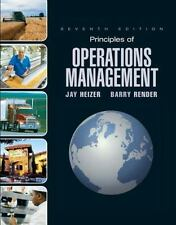 Principles of Operations Management 7th Edition