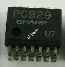 SHARP PC929 SOP14 Shortcircuit Protector Circuit Built-in Photo