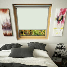 Blackout Thermal Skylight Roller Roof blinds for ALL VELUX Windows