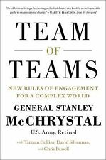 Team of Teams : The Power of Small Groups in a Fragmented World by David...
