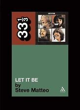 The Beatles' Let It Be (33 13 series)