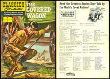 Philippines JMC CLASSIC ILLUSTRATED COMICS THE COVERED WAGON