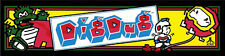 #735 Dig Dug Arcade Marquees Laptop Window Car Motorcycle Decal Old School