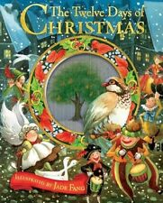 The Twelve Days of Christmas-ExLibrary