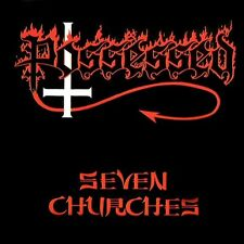 POSSESSED - Seven Churches CD - Thrash / Death Metal Classic - SEALED new copy