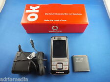 100% original NOKIA 6280 umts Carbon Black absolument NEUF NEW swap portable vodafone