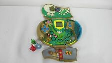 NEOPETS VINTAGE ELECTRONIC HANDHELD GAME PLAYSET WITH FIGURES 2003 HASBRO