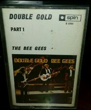 The Bee Gees - Double Gold Part 1 CASSETTE TAPE �� �� �� FREE POST