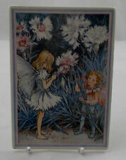 Villeroy & Boch VILBOCARD A19/1-82 Carnation Child Flower Fairy NEW BOXED BL061