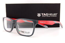 Brand New TAG Heuer Eyeglass Frames B URBAN 0552 004 Grey/Red Men Women