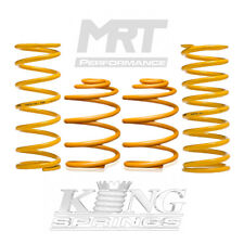 King Springs Front Rear Lowered Coil 30mm Ford Falcon BA BF Sedan 4 door fits...