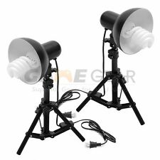 Set of 2 Photography Top Table Light for Soft Box Cube Light Studio Kit Tent