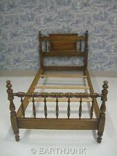 Ethan Allen Twin Cornice Bed 15 5625 Maple Classic Manor Collection Single Size