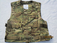 Cover Body Armour ECBA,IS,MTP,Splitterschutz Westenbezug,Multicam,Gr.190/108