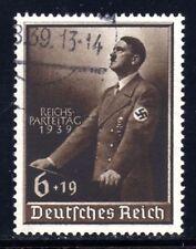 2-GERMAN EMPIRE-Third reich.1º MAI.ADOLF Hitler.1939.Yv.636.USED.DEUTSCHES REICH