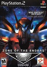 Zone of the Enders (with Metal Gear Solid 2 Demo Disc) for Playstation 2 (PS2)