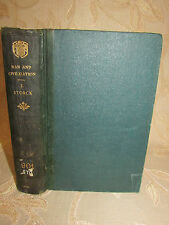 Antique Collectable Book Of Man And Civilization, By John Storck - 1929