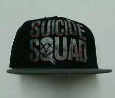 Suicide Squad Officially Licensed Adjustable Hat Cap New NWT Harley Quinn Joker