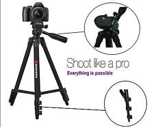 "AGFAPHOTO 50"" Pro Tripod With Case For Sony HDR-FX1 HDR-FX7"
