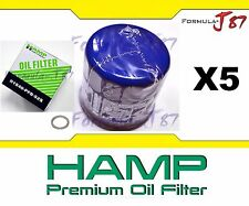 Hamp Synergy Genuine Small Five Oil Filter Free Washer Performance Racing Use