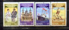 Kenya Nice Complete Set Stamps