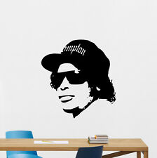 Eazy-E Wall Decal Rapper Rap Music Vinyl Sticker Hip Hop Poster Art Decor 354xxx