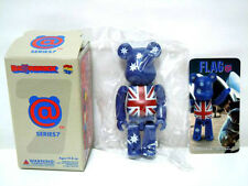"Medicom Bearbrick Series 7 Flag ""Australia"" Be@rbrick"