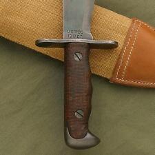 US Model 1917 Bolo Knife w/ Scabbard