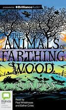 The Animals of Farthing Wood by Colin Dann (2014, CD, Unabridged)