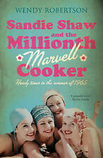Sandie Shaw and the Millionth Marvell Cooker Wendy Robertson Very Good Book