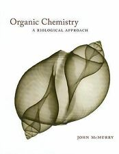 Organic Chemistry: A Biological Approach (with ThomsonNOW? Printed Access Card)