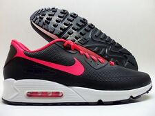 NIKE AIR MAX 90 HYPERFUSE ID BLACK/INFRARED-WHITE SIZE MEN'S 15 [822560-901]